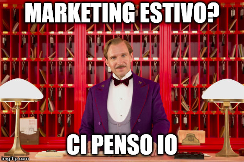 Meme Marketing Gran Budapest Hotel