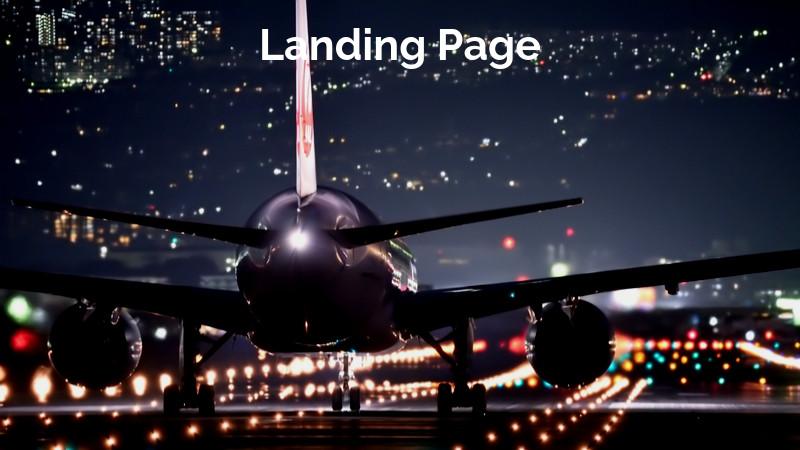 La Landing Page come strumento di promozione