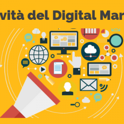 le principali attività del digital marketing