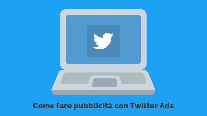 Come creare una pubblicità su Twitter