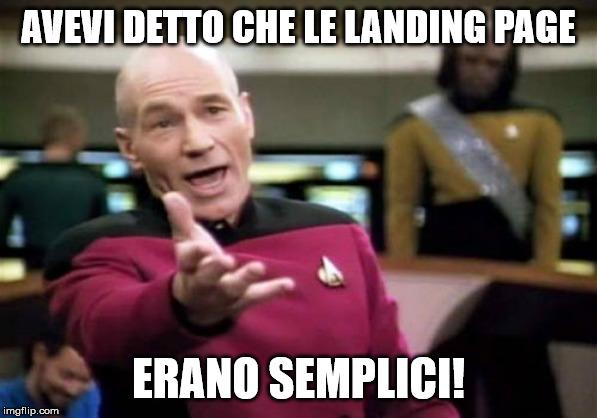 meme landing page