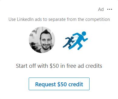 Esempio di annuncio dinamico Content Ads